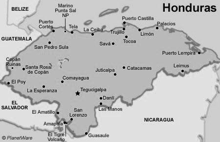 Honduras - Gangs, Violence and Coffee (Part 1)