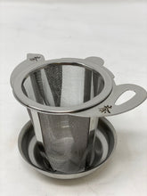 Load image into Gallery viewer, Permanent Tea Filter with Lid - 0.5cm