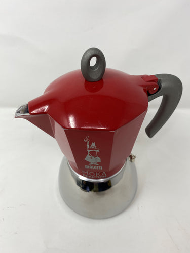 Bialetti Moka Induction (Red)