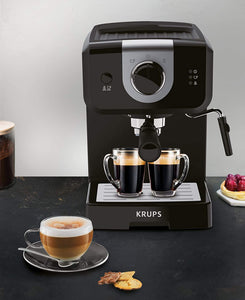 KRUPS XP3208 15-BAR Pump Espresso Machine