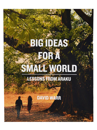 Big Ideas For A Small World By David Warr