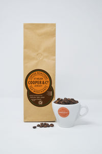 Cooper Coffee Brazil Detarra Sunrise
