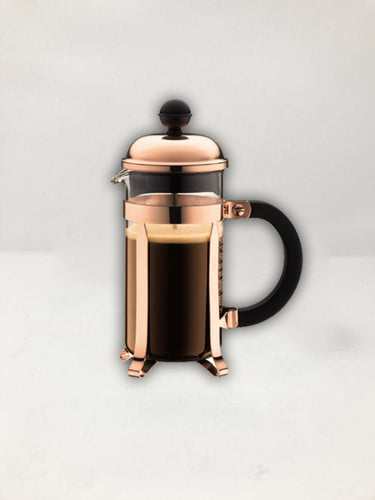 Copper Chambord French Press