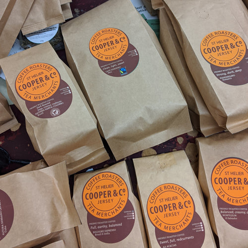 Coffee Subscription Service from Coopers and Co.