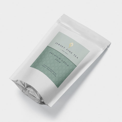 Jersey Fine Tea- Premium Green Tea Grown in Jersey