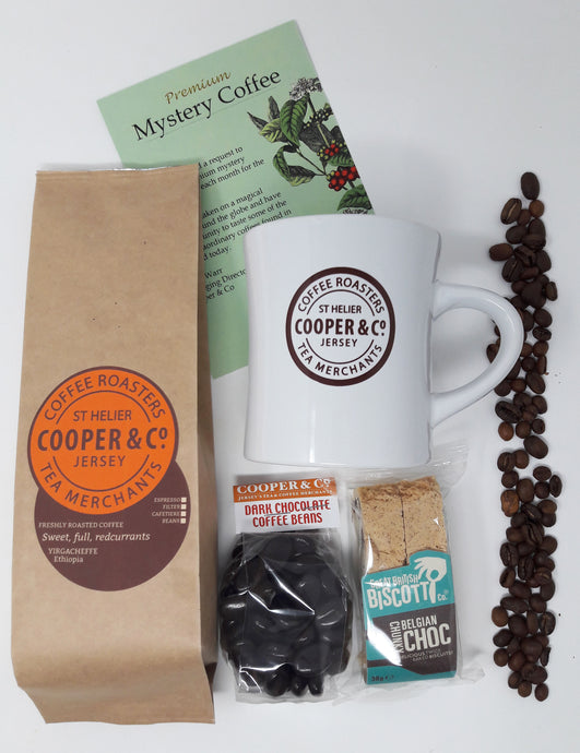 Cooper Coffee Mystery Coffee Subscription