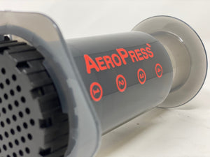 Aeropress - Incl 350 filter papers