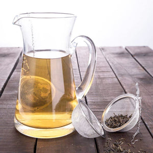 Tea Ball - Mesh Tea Strainer