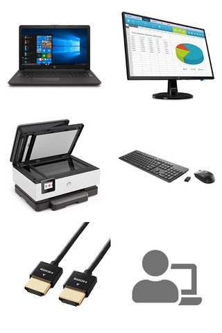 Budget Remote Working Package