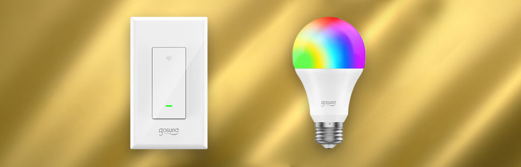 Identify which solution is best for you? Smart Light Switch or Smart Bulb?