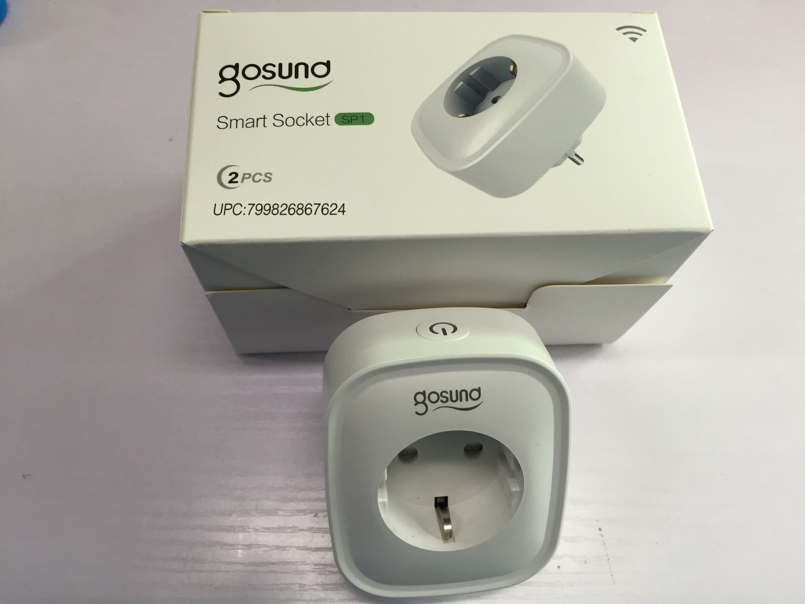 Wi-Fi Smart Plug SP111 (Only For Europe)