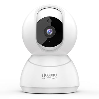 Keep an eye on your home even when you are not around with Smart Camera.