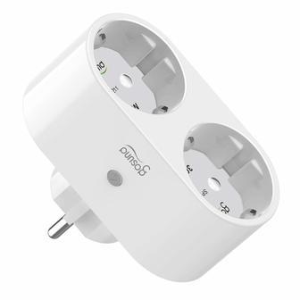 Smart socket 2 in 1 (Only for Europe)
