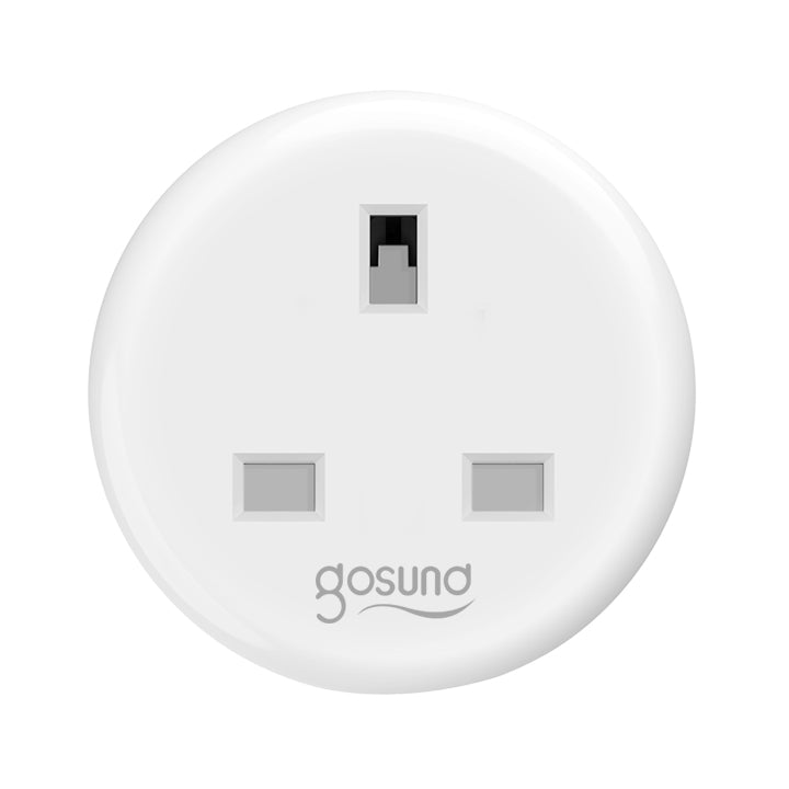 Mini WiFi Smart Plug for UK