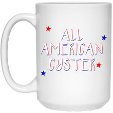 Load image into Gallery viewer, All American Cyster Mugs