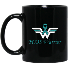 Load image into Gallery viewer, PCOS Warrior Mug