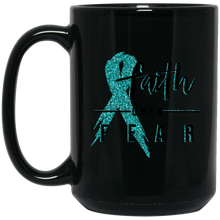 Load image into Gallery viewer, Faith Over Fear Mug