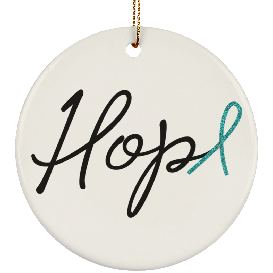 Hope Ornaments
