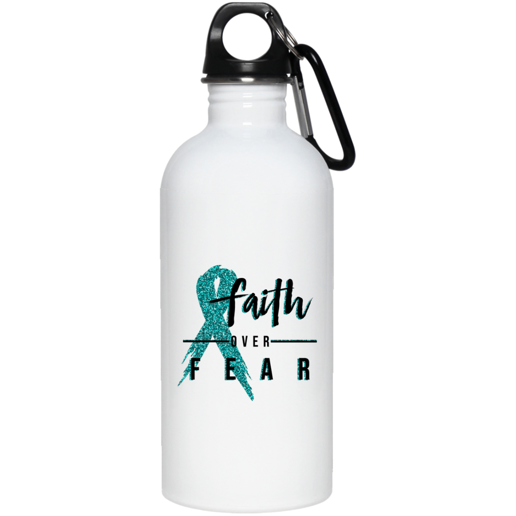Faith Over Fear Bottle