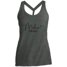 "Load image into Gallery viewer, Women's ""Modern Virago"" Twist Back Tanks"