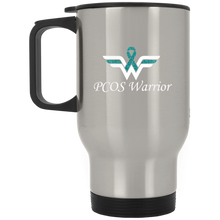 Load image into Gallery viewer, PCOS Warrior Travel Mugs