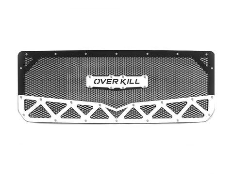 2007-2014 GMC 2500 Grille