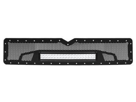 "1994-2002 Dodge Ram 1500 Grille Insert, with 20"" Light Bar"