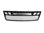 "2007-2013 Sierra 1500 Grille Insert, 20"" LED Light Bar"