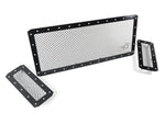 2008-2010 Ford F-250 / F-350 Super Duty, 3 Piece Grille Inserts