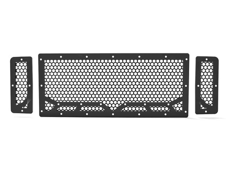 Copy of 2008-2010 Ford F-250 / F-350 Super Duty, Grille 1