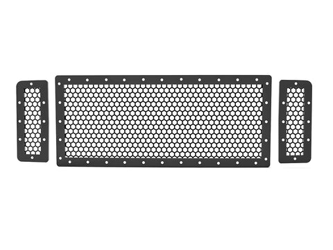 2008-2010 Ford F-250 / F-350 Super Duty, Grille 4