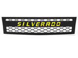 2011-2014 Chevy Silverado 2500/3500, Grille 1 Yellow
