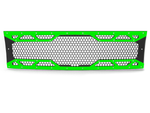 2007.5-2010 Chevy Silverado 2500/3500, Grille 4 Lime Green
