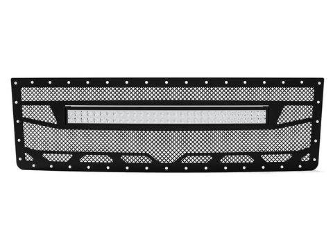 "2014-2015 Chevy Silverado 1500 Grille 4, 20"" Light Bar"