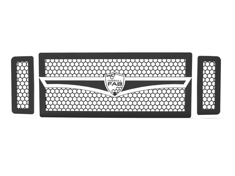 2008-2010 Ford F-250 / F-350 Super Duty, Grille 2