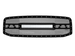 2003-2005 Dodge Ram 1500 Grille Insert, 20in LED, (3rd Gen) Grille 4