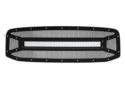 2006-2009 Dodge Ram 1500 Grille Insert, 30in LED, (3rd Gen) Grille 5