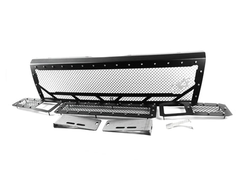 Ford OBS full replacement grille Combo conversion kit