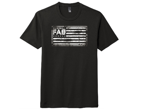 Overkill Fab American Flag T
