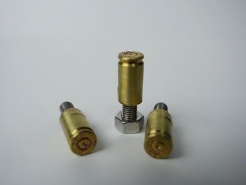 OKF Grille Studs - 9mm Shell Casings