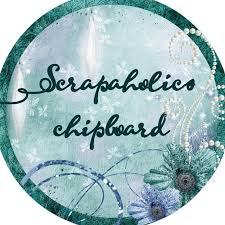 Scrapaholics Chipboard
