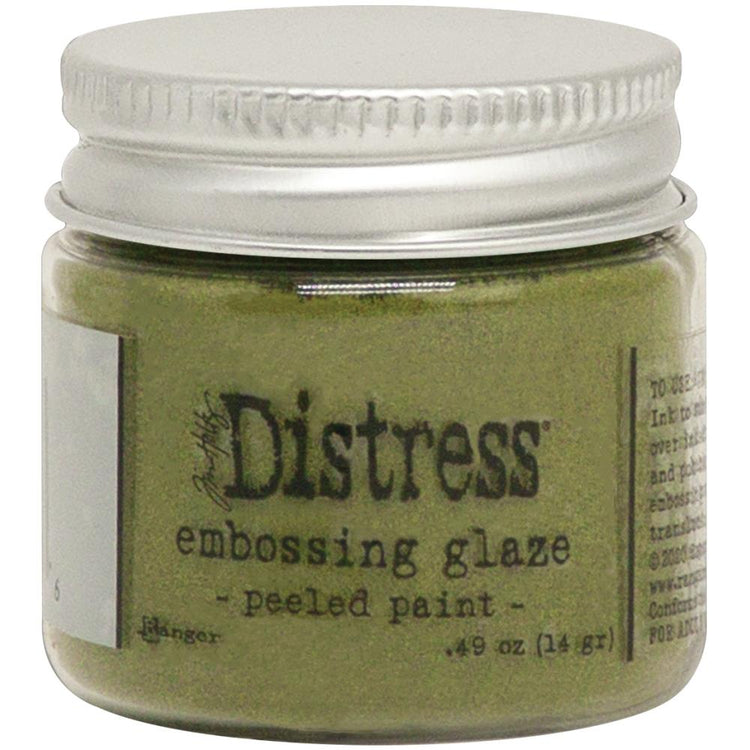 Distress Embossing Glaze - Peeled Paint