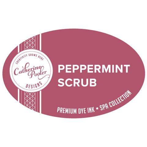 Spa Collection - Peppermint Scrub Ink Pad