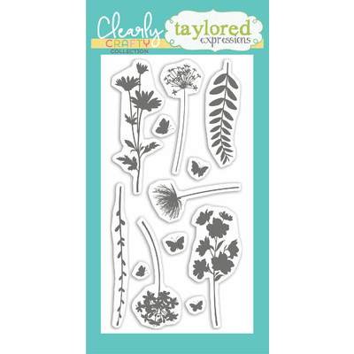 Spring Stems Stamp