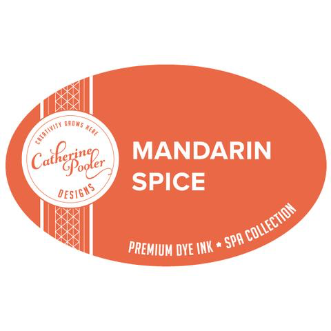 Spa Collection - Mandarin Spice Ink Pad