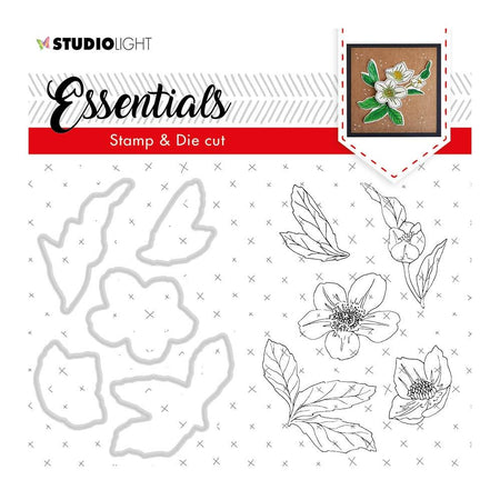 Studio Light - Essentials Stamp & Die #48