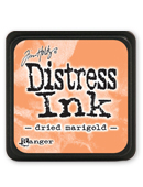Dried Marigold Mini Distress Ink