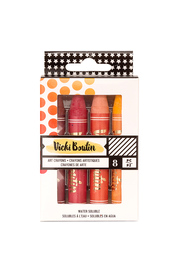 Vicki Boutin Art Crayons Set 1 - Warm