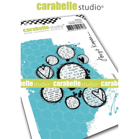 Carabelle Studio - Lovely Circles Stamp