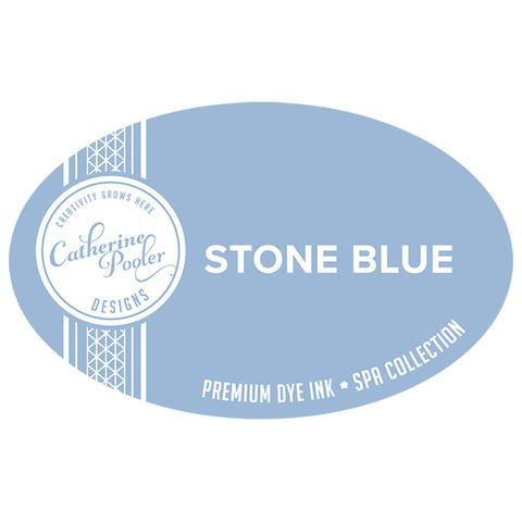 Spa Collection - Stone Blue Ink Pad